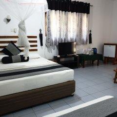 Отель Saji-Sami Шри-Ланка, Анурадхапура - отзывы, цены и фото номеров - забронировать отель Saji-Sami онлайн комната для гостей фото 2