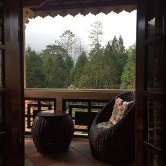 Отель Sapa Garden Bed and Breakfast Вьетнам, Шапа - отзывы, цены и фото номеров - забронировать отель Sapa Garden Bed and Breakfast онлайн балкон