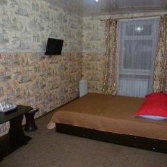 Гостиница Komsomolskiy в Уссурийске отзывы, цены и фото номеров - забронировать гостиницу Komsomolskiy онлайн Уссурийск комната для гостей фото 4