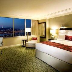 JW Marriott Hotel Seoul 5* Улучшенный номер с различными типами кроватей фото 2