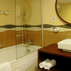 Mirada Del Mar Hotel Турция, Кемер - 1 отзыв об отеле, цены и фото номеров - забронировать отель Mirada Del Mar Hotel - All Inclusive онлайн ванная