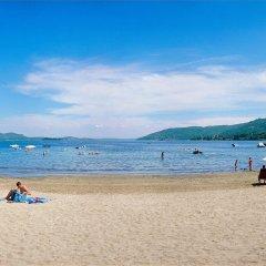 Отель Campeggio Conca DOro Италия, Вербания - отзывы, цены и фото номеров - забронировать отель Campeggio Conca DOro онлайн пляж