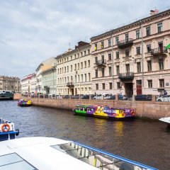 Apart-hotel M28 Санкт-Петербург фото 15