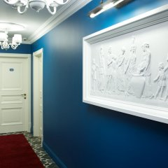 Гостиница Ахиллес и Черепаха интерьер отеля