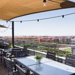 Отель Expo Hotel Испания, Валенсия - 4 отзыва об отеле, цены и фото номеров - забронировать отель Expo Hotel онлайн балкон