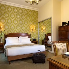 Hotel Mayfair Paris Париж комната для гостей фото 2