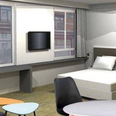 Отель Residence La Source Quartier Louise комната для гостей