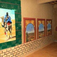 Отель La Gazelle Bleue Марокко, Мерзуга - отзывы, цены и фото номеров - забронировать отель La Gazelle Bleue онлайн ванная фото 3