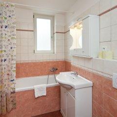 Апартаменты Capital Apartments Prague ванная