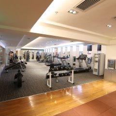 Отель Crowne Plaza Foshan фитнесс-зал