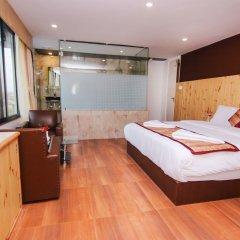 Отель Trekkers Inn Непал, Покхара - отзывы, цены и фото номеров - забронировать отель Trekkers Inn онлайн удобства в номере фото 2