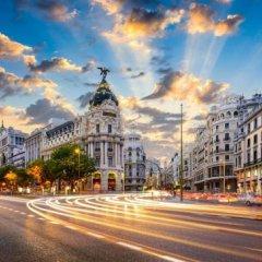 Отель NH Collection Madrid Gran Vía Испания, Мадрид - 1 отзыв об отеле, цены и фото номеров - забронировать отель NH Collection Madrid Gran Vía онлайн
