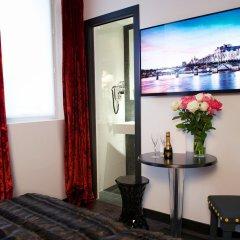 Отель Le Clos Notre Dame Париж удобства в номере фото 2