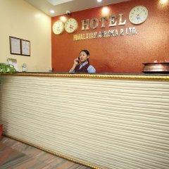 Отель Ashoka Непал, Катманду - отзывы, цены и фото номеров - забронировать отель Ashoka онлайн спа