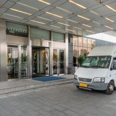Отель Holiday Inn Express Shanghai New Hongqiao городской автобус