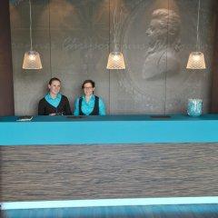 Отель Motel One Salzburg-Mirabell Зальцбург интерьер отеля фото 2