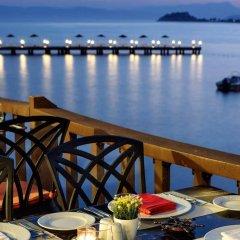 Le Bleu Hotel & Resort пляж фото 2