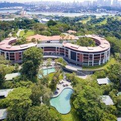 Отель Capella Singapore бассейн фото 2