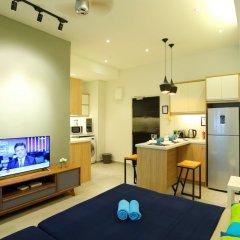 Отель Parkview Service Apartment @ KLCC Малайзия, Куала-Лумпур - отзывы, цены и фото номеров - забронировать отель Parkview Service Apartment @ KLCC онлайн комната для гостей