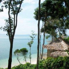 Отель Koh Jum Resort пляж