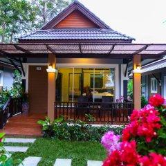 Отель Phutaralanta Resort Ланта балкон