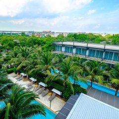 Aranta Airport Hotel балкон