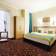 Гостиница City&Business в Минеральных Водах 3 отзыва об отеле, цены и фото номеров - забронировать гостиницу City&Business онлайн Минеральные Воды комната для гостей фото 5