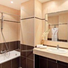 Best Western Plus Hotel Massena Nice ванная