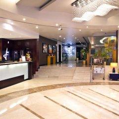 Landmark Hotel Riqqa интерьер отеля