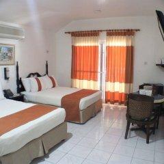 Отель Altamont Court Hotel Ямайка, Кингстон - отзывы, цены и фото номеров - забронировать отель Altamont Court Hotel онлайн комната для гостей фото 3
