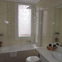 Отель Regina ванная фото 2