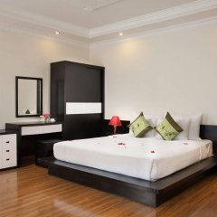 Serenity Villa Hotel сейф в номере