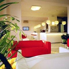 Отель Gran San Bernardo интерьер отеля