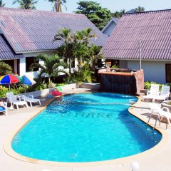Отель Lanta Il Mare Beach Resort Ланта бассейн