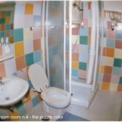 Отель Magic Place Guest House Италия, Рим - отзывы, цены и фото номеров - забронировать отель Magic Place Guest House онлайн ванная фото 4