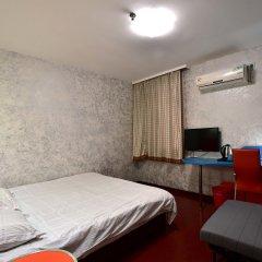 Отель Shanghai Old West Gate Hostel Китай, Шанхай - 1 отзыв об отеле, цены и фото номеров - забронировать отель Shanghai Old West Gate Hostel онлайн комната для гостей фото 2