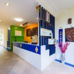 Отель JR Siam Kata Resort интерьер отеля