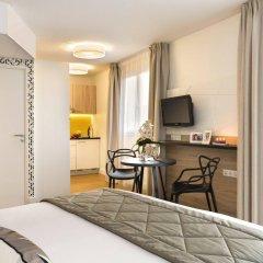 Отель Citadines Tour Eiffel Paris комната для гостей фото 5