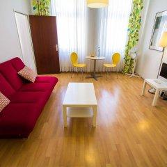 Отель Actilingua Apartment Pension Австрия, Вена - отзывы, цены и фото номеров - забронировать отель Actilingua Apartment Pension онлайн комната для гостей фото 2