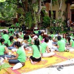 Отель Baan Talay Dao фитнесс-зал