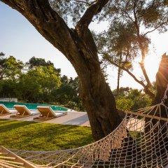 Отель Ionian Garden Villas I Греция, Корфу - отзывы, цены и фото номеров - забронировать отель Ionian Garden Villas I онлайн бассейн фото 3