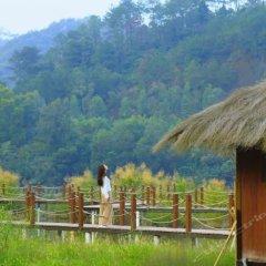 Отель Fogang Hemingzhou Sakura Hot Spring Resort фото 9