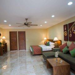 Отель Baan Souy Resort комната для гостей фото 4