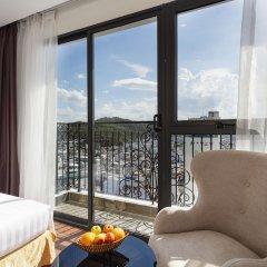 Daphovina Hotel Нячанг комната для гостей фото 4