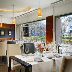 Отель UNAHOTELS Cusani Milano питание