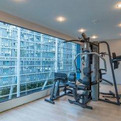 Отель AVA Sea Resort фитнесс-зал фото 3