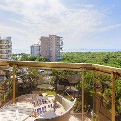 Отель Beverly Park & Spa Испания, Бланес - 10 отзывов об отеле, цены и фото номеров - забронировать отель Beverly Park & Spa онлайн балкон