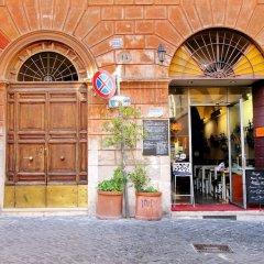 Отель Terrazze Navona Италия, Рим - отзывы, цены и фото номеров - забронировать отель Terrazze Navona онлайн вид на фасад