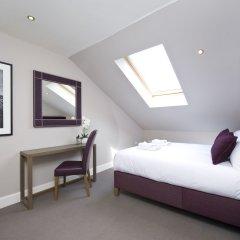 Отель Destiny Scotland - George Iv Apartments Великобритания, Эдинбург - отзывы, цены и фото номеров - забронировать отель Destiny Scotland - George Iv Apartments онлайн комната для гостей фото 4