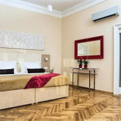Отель Residence Karolina Прага комната для гостей